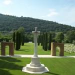 I cimiteri della seconda guerra mondiale