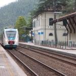 Mugello faentina railroad